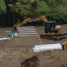 Drainfield Installation and septic services